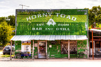 Horny Toad Bar: Cranfills Gap, TX