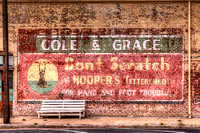 Hico, TX - Cole & Grace Wall Sign